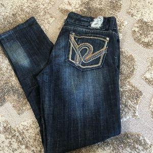 💎 Embellished Industrial Revolution Jeans